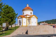 Calvario-Kirche in Portalegre Lizenzfreie Stockbilder