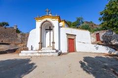 Calvary Church (Igreja do Cálvario) in Castelo de Vide Royalty Free Stock Photo