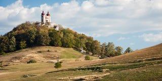 Calvary Mount of Banska Stiavnica, Slovakia Stock Photography