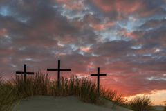 Calvary Sand Dune Stock Photos