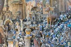 Calvary van Manduria. Puglia. Italië. royalty-vrije stock afbeeldingen