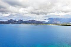 calvi可西嘉岛法国 库存照片