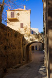 Calvi Citadel Royalty Free Stock Photography