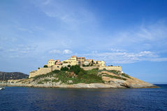 Calvi Corse France Images libres de droits