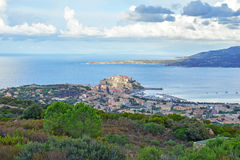 calvi Corsica France Zdjęcia Stock