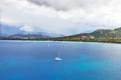 calvi Corsica France Zdjęcia Royalty Free