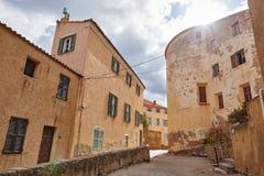 calvi Corsica France Obrazy Royalty Free