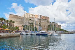 Calvi, Corsica, France Royalty Free Stock Images