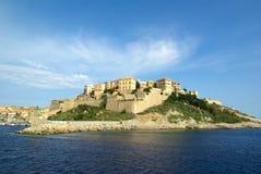 Calvi (Corsica Francia) Fotografia Stock Libera da Diritti