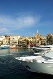 Calvi (Corsica Frankrijk) Stock Foto's