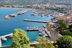 Calvi -Corsica Stock Image