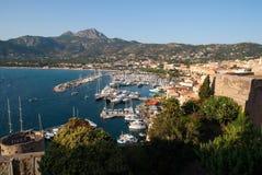 Calvi, Haute-Corse Fotos de Stock Royalty Free