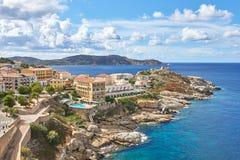 Calvi, Korsika, Frankreich lizenzfreie stockfotografie