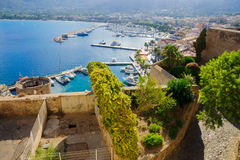 Calvi Marina Stock Photography