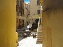 Calvi's cittadella Royalty Free Stock Image