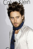 Calvin Klein, Jared Leto stockfotos