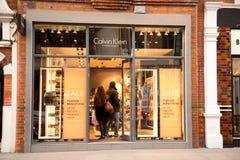 Calvin Klein Stock Image