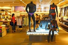 Calvin Klein uttag Royaltyfria Bilder