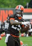Calvin Pryor NFL 2017 Cleveland Browns royaltyfri foto