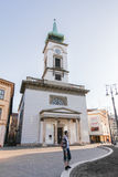 Calvin Square Reformed Church in Budapest Royalty Free Stock Photos