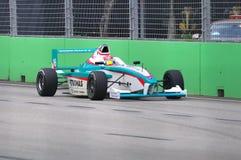 Calvin Wong at Formula BMW Pacific Championship Stock Image