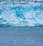 Calving Glacier Stock Image