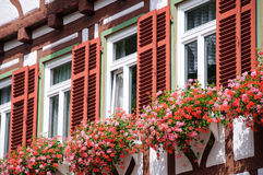 Calw, Allemagne photo stock