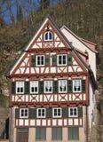 Calw Haus Lizenzfreies Stockbild
