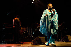 CALYPSO ROSE 2007 Photos libres de droits
