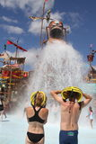 Calypso water park in Ottawa, Ontario Royalty Free Stock Photo