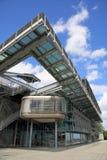 Calzada de cristal nacional del centro Imagenes de archivo