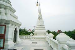 Calzada de mármol en pagoda en templo fotos de archivo