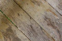 Calzada de madera del backgroundThe de madera del piso en el hogar de la gente Imágenes de archivo libres de regalías