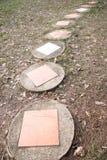 Calzada de piedra Imagen de archivo