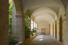Calzada en basílica Fotografía de archivo libre de regalías