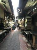 Calzada en el mercado Imagenes de archivo