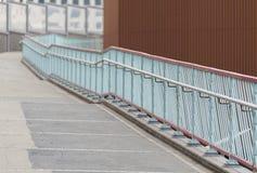 Calzada peatonal Foto de archivo libre de regalías