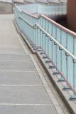 Calzada peatonal Imágenes de archivo libres de regalías