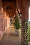 Calzada temática marroquí Imagen de archivo