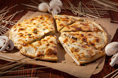 Calzone Royalty Free Stock Photography