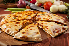 Calzone Stock Images