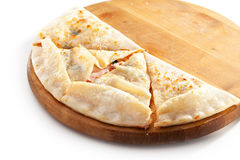 Calzone Stock Photo