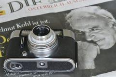 Caméra de CD de Voigtländer VITO images stock