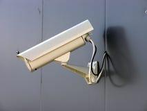Caméra de sécurité Images libres de droits