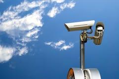 Caméra de sécurité Image stock
