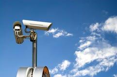 Caméra de sécurité Images stock