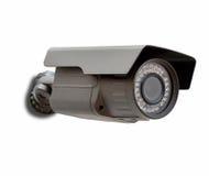 Caméra de sécurité d'isolement Image libre de droits