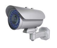 Caméra de sécurité de télévision en circuit fermé Photos stock