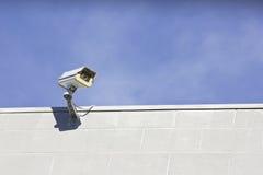 Caméra de sécurité simple Images stock