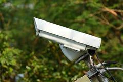 Caméra de sécurité, télévision en circuit fermé images libres de droits